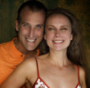 Tantric Instructors Mark Michaels and Patricia Johnson