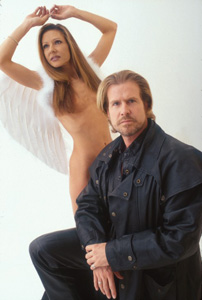 Luc Wylder and Alexandra Silk perfect fallen angels.