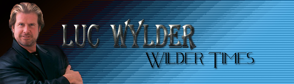 Wilder Times – Luc Wylder